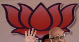 Advani proved he can hurt Modi's credibility