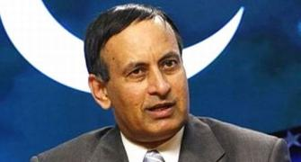 The problem with Husain Haqqani