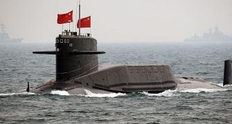 What is a Chinese nuclear sub doing in Karachi?