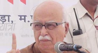 Modi excellent leader; has been maligned consistently: Advani