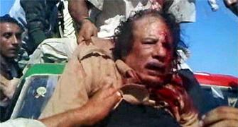 Muammar Gaddafi's LAST MOMENTS: What exactly happened