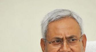 Security scaled up after SMS threatens to 'eliminate' Nitish