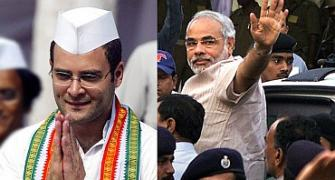 Could it be Modi v Rahul in 2014?
