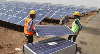'Make in India missing from Modi's solar energy push'