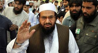 Arrest Hafiz Saeed for his crimes: US to Pak