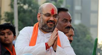 Exclusive! Not even a tiny taint on my kurta: Amit Shah