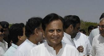 Exclusive interview! Ahmed Patel, Sonia Gandhi's most-trusted aide
