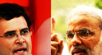 2013: A year of power struggle in Indian politics
