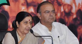 Padma awards for Jaitley, Sushma, Fernandes, Parrikar