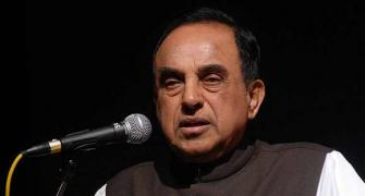 Azad suspension: Swamy asks if cricket within party discipline