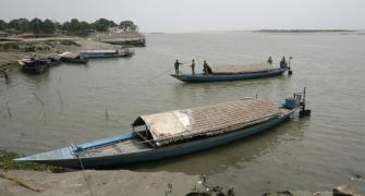 Brahmaputra dries up Arunachal! China responsible?