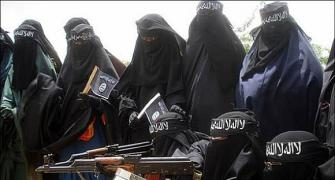 Is Lashkar training women for suicide bombings in India?