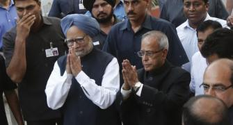 Why Pranab was reluctant to join UPA govt