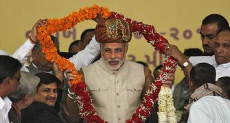 INSIDE STORY: Modi's game-plan for the top post in 2014