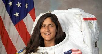 Sunita Williams to return from space today