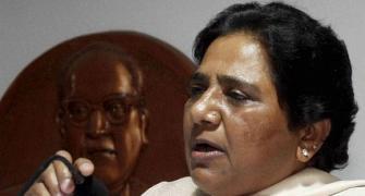 BSP MLAs joining SP an illusion: Mayawati