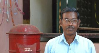 Extraordinary Indian: A postman who saves lives!