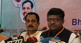 Modi vs Joshi tussle looms over BJP's national meet