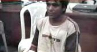 Kasab down with fever in prison