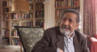 I waited for 10 years to speak up against Naipaul: Karnad