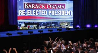 Yes he can! Obama leaves Romney behind in Prez race