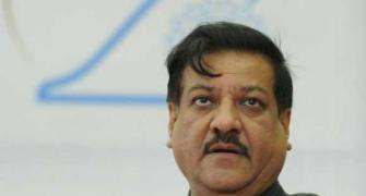 Prithviraj Chavan -- The reluctant chief minister