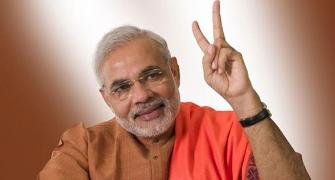 Modi set to sweep Gujarat; No Congress revival: Poll