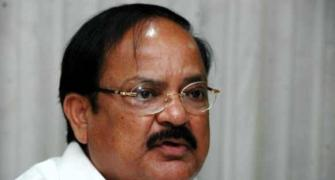 The Third Front is only a parking slot: Venkaiah Naidu
