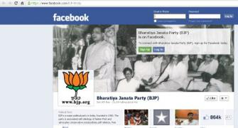 Why the BJP is winning the war on social media