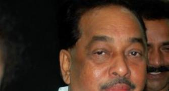 Narayan Rane defends son's tweets about Gujaratis