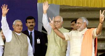 Modi is the inheritor of Vajpayee's legacy