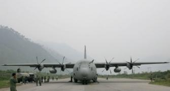 Watch out China! IAF lands Super Hercules in Ladakh