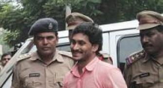 Jagan refuses to take food in Chanchalguda prison