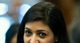 Former student leader Alka Lamba quits Congress, may join AAP
