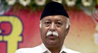 RSS chief under attack for 'Hindustan' comment