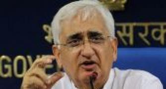 India not satisfied with Pak's 26/11 response: Khurshid