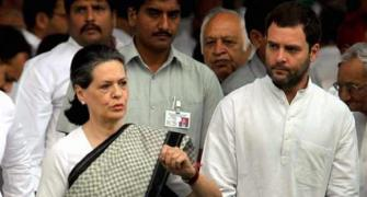 Surprising Cong still wants Gandhis to lead: Chauhan