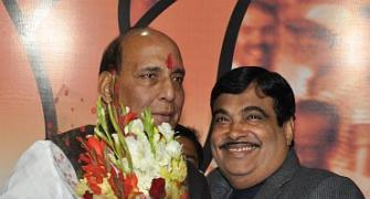 EXCLUSIVE! How Nitin Gadkari bowed out