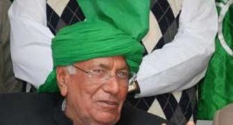 O P Chautala's place is in prison, not in hospital: SC