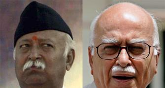 The Bhagwat-Advani deal over Narendra Modi