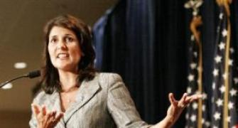 I was sexually abused: Nikki Haley