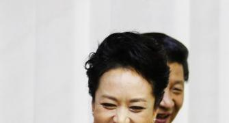China's first lady steals the show in Latin America
