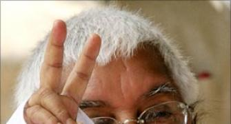 Lalu rushed to Mumbai hospital following serious illness