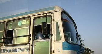Why Haryana roadways buses shunned Delhi on Saturday