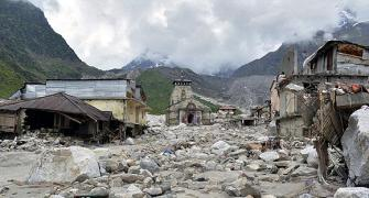 'Uttarakhand disaster a message of destruction from above'