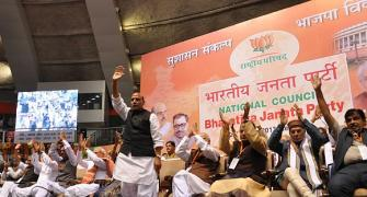 BJP vows to kick out 'coalition of the corrupt'