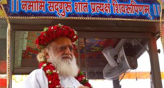 HC extends stay on shifting Asaram's trial to jail premises