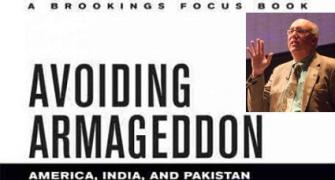 'An India-Pakistan war in future would be Armageddon'
