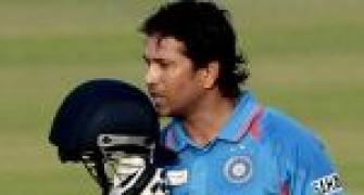 Sachin to stay away from RS in first half of session