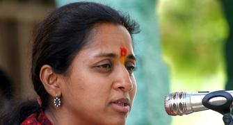 Party and family split: Supriya Sule